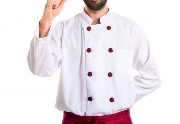 chef-doing-tiny-sign-over-white-background_1368-2805